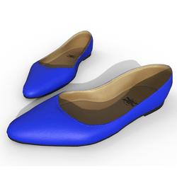 Minaty - Woman Shoes - Blue