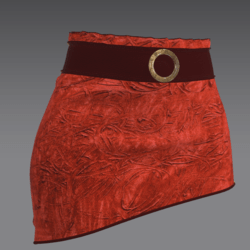 Yap skirt coral