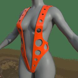 Leeloo Swim Suit