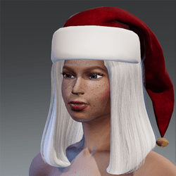 Merry christmas hat free