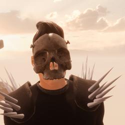 skelly mask