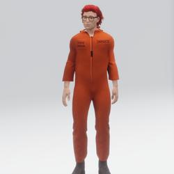 Prisoner Male (TM)