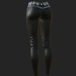 Ucci pants black