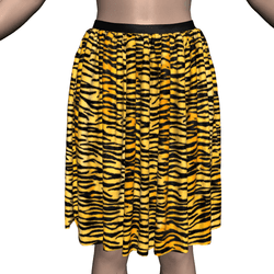 A Marvelous Tiger Skirt