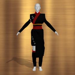 ninja girl 01