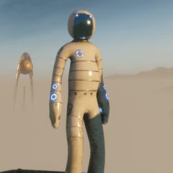 Explorer | Robot Alpha