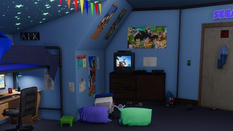 Zero's Room