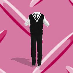 Boy's school uniform 002