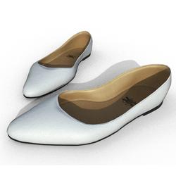 Minaty - Woman Shoes - White