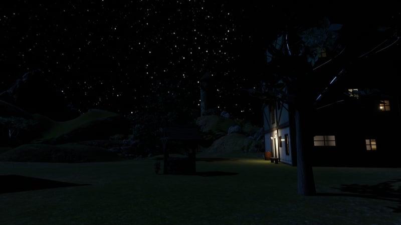 éjszaka magyar hegyvidéki