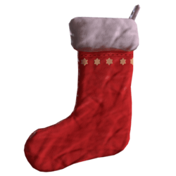 Christmas sock Red