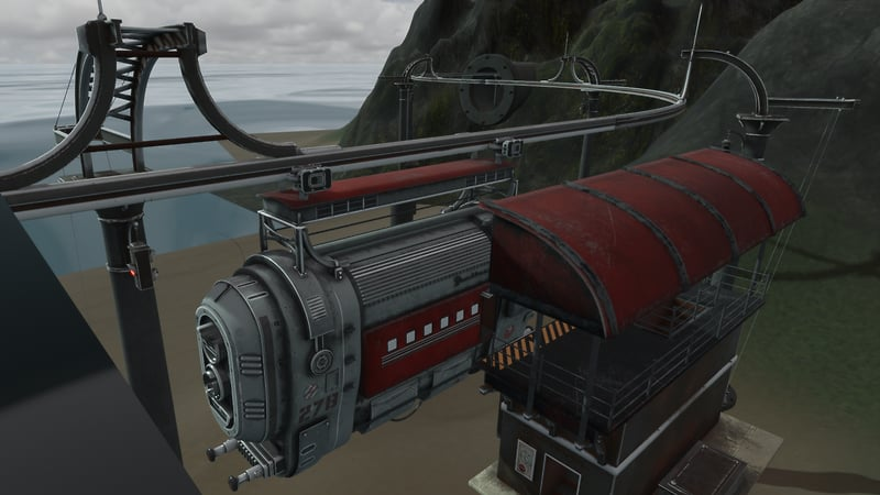 Steampunk Realms (WIP)