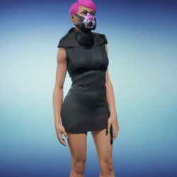 Cyberpunk Top (simulation)