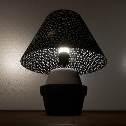 DARK LAMP LIGHT - SMOOTH FABRIC