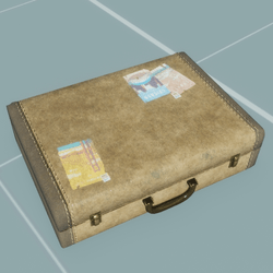 Vintage Luggage vB (animated)