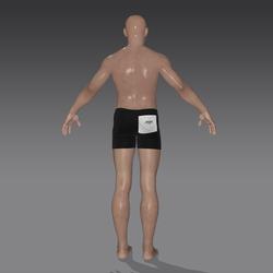 Ryzo M Shorts (TM)