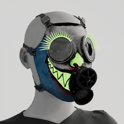 Purge Mask Female Type 1