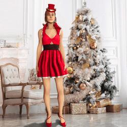 AV 2.0   Miss Santa dress
