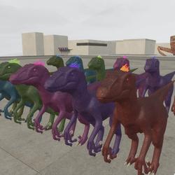 Raptor gang