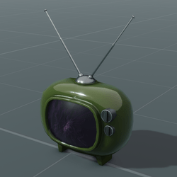 Cute Little Bulgy TV