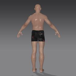 Ryzo M Shorts 2 (TM)