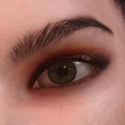 Daphne Gold Eyeshadow