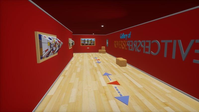 3D Mind Bending Reversperspective Art