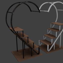 Shelf Heart