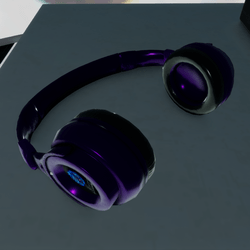 Headphones Brand Resale Purple