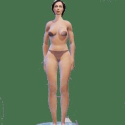 Ava - female avatar
