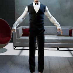 Tuxedo #2