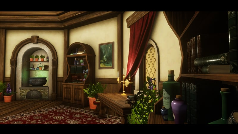 The Mages Study