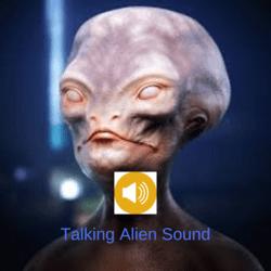 Talking Alien Sound