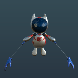 SqirlBot - Optimus