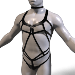 Fetish Outfit 2.0 Male