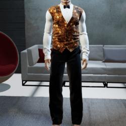 Tuxedo #7