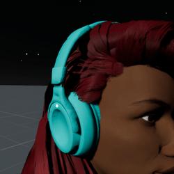 Headphones Aqua F