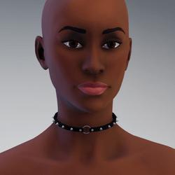 FemaleChoker001a