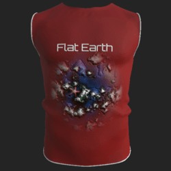 shirt FE red