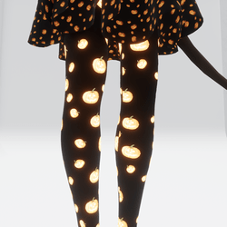 Pumpkin Stockings (TM)