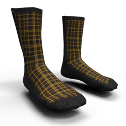 Tartan Socks female