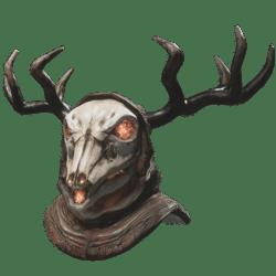 The Wendigo Halloween Mask (male)