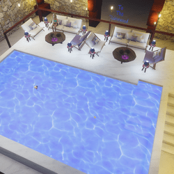 Marble Swimming Pool