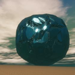 Polygon ~ Mech Orb