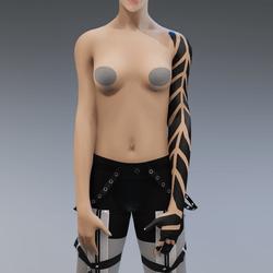 Tattoo Vertigo Arm female