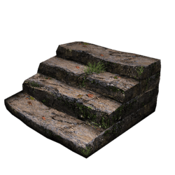 Old Stone Steps