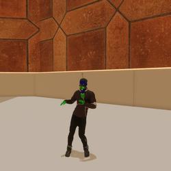 Fast Rumba Dancing