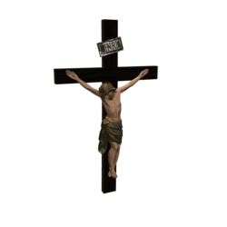 Altar Wall Crucifix