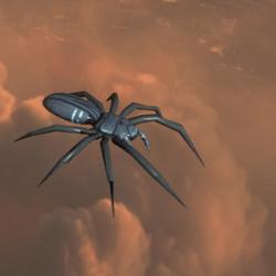 SPIDER animated