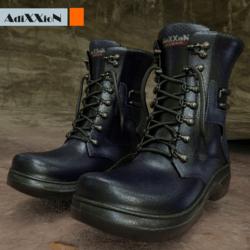 Ultras Blue Boots AdiXXioN
